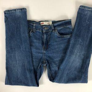 Levi's 502 Regular Taper Boys Jeans 14R W27 x L27